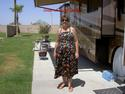 Dodie On Easter Sunday In Indio