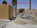 Construction On Indio Lot