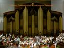 Tabernacle Choir Rehearsal